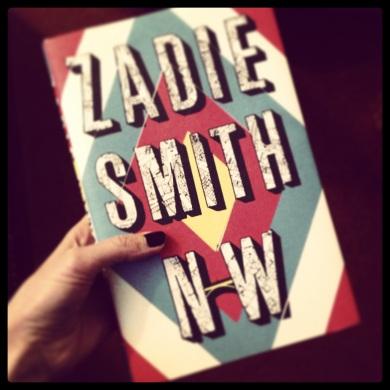 N W by Zadie Smith
