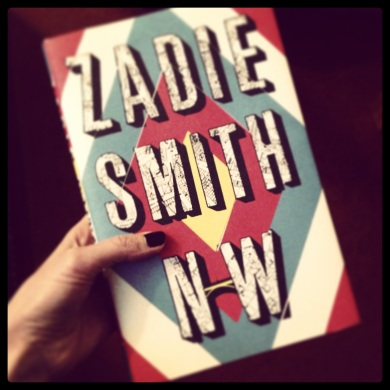 N W by Zadie Smith