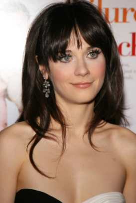 Zooey Deschanel who plays Summer in 500 Days of Summer