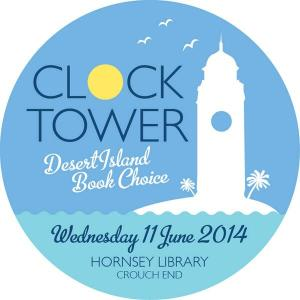 Clock Tower Desert Island Book Choice