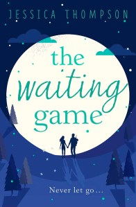 A picture of The Waiting Game book cover